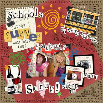 Schoolsoutforsummersbb